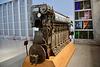 Lisbon 2018 – Museu de Marinha – 1937 MAN diesel engine