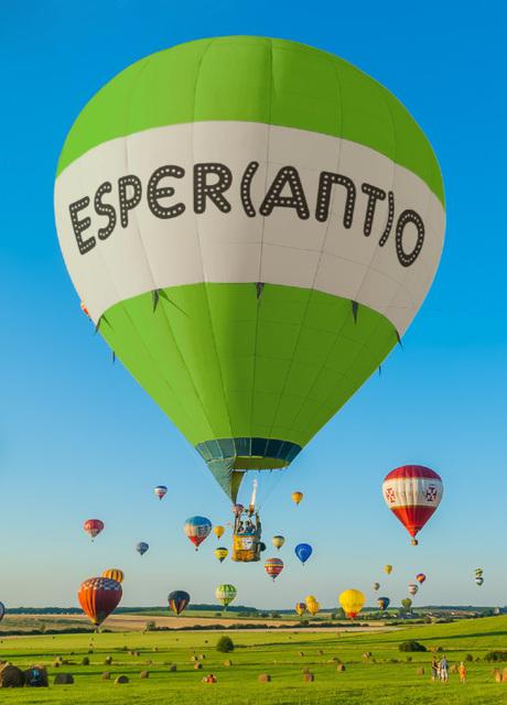 Esper(ant)o-balono