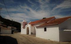 Bordeira Village, church