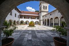 Krka Monastery, Monastero Ortodosso nel Parco Nazionale del Krka - Croazia