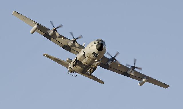 Lockheed EC-130H Hercules 65-0989