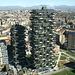 Il palazzo dell'architetto Boeri chiamato Bosco Verticale