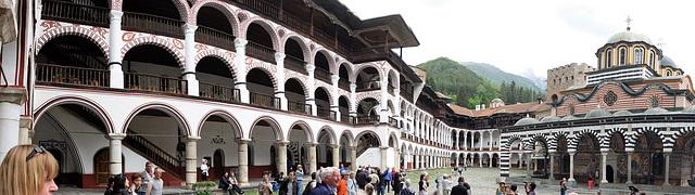 Rila Kloster Bulgarien - (bitte vergrößern) - für Erich ;-)
