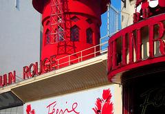 FR - Paris - Moulin Rouge