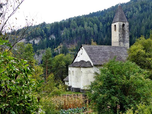 Alvaschein - St. Peter Mistail