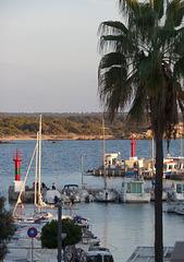 Am Hafen von Colònia de Sant Jordi/ Mallorca (2xPiP)