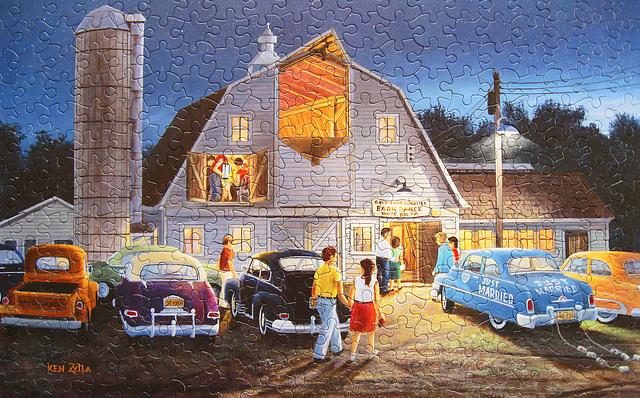 """Country Barn Dance"""