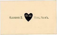 Clarence E., York, Pennsylvania