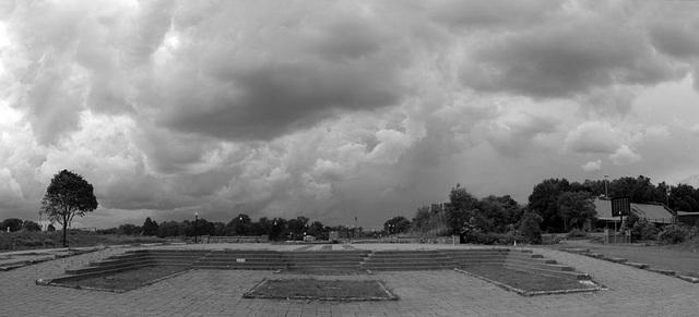 ciel d'orage / stormy sky