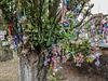 Schnullerbaum in Hayns Park - Pacifier / Dummy Tree