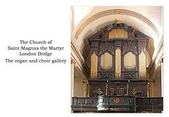 Saint Magnus organ & choir gallery 12 12 2018
