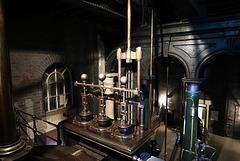 Sandfields pumping engine