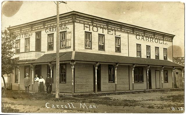 MN0948 CARROLL - (HOTEL)