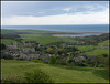 Abbotsbury from White Hill