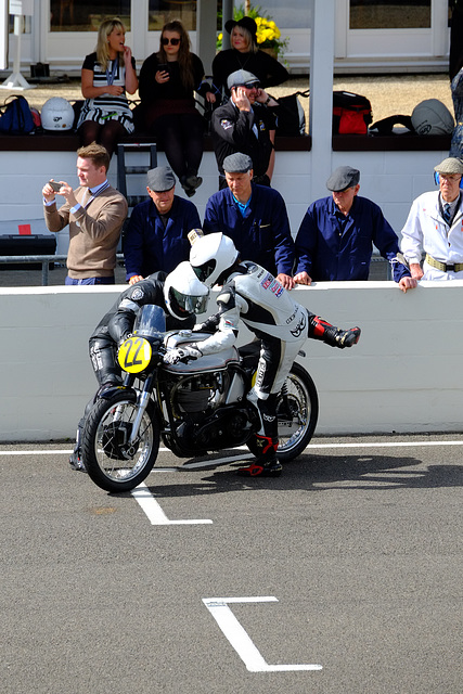 Goodwood Revival Sept 2015 Cafe Racer 7 XPro1