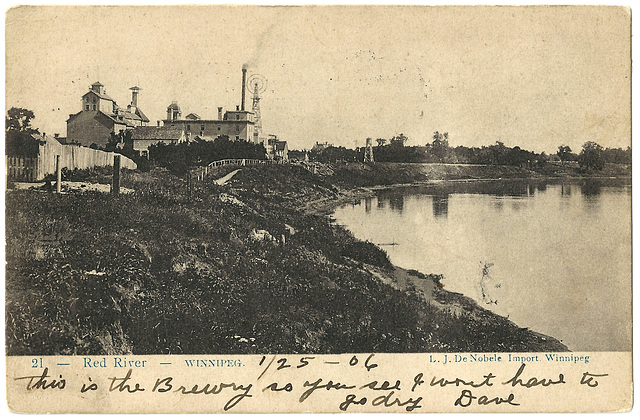 WP0876B WPG - RED RIVER (DREWRY'S)
