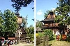Skanzeno en Rožnov pod Radhoštěm