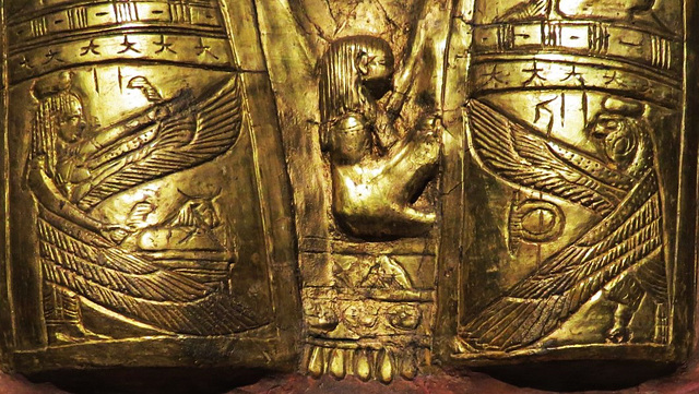 beyond beauty, egyptian art at 2 temple place, london