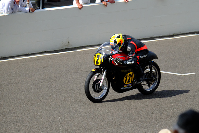 Goodwood Revival Sept 2015 Cafe Racer 8 XPro1