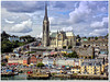 Cathedral St Colman's in Cobh
