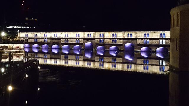 Strasbourg le soir