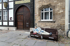 "Christel Lechner: ""Narr auf Sofa"" (PiP)"