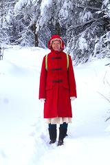 Rot und weiß - ruĝa kaj blanka