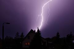 Meine erste gelungene Blitzaufnahme