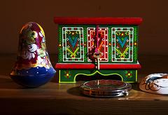 Homenaje a los Reyes Magos (por la ilusión que nos trajo de pequeños con sus regalos)