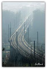 lignes de fer