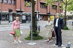 """Christel Lechner: """"Bushaltestelle"""""""