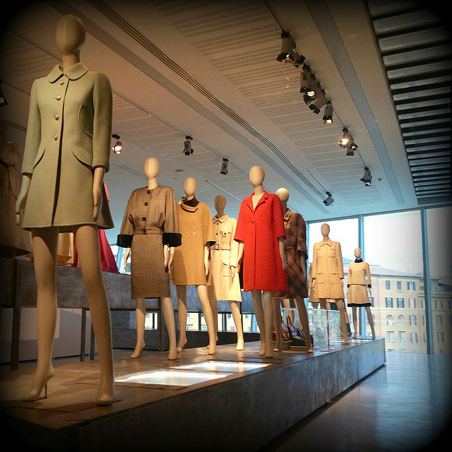 Fashion's history.