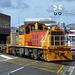 KiwiRail DSG3249 in Wellington (2) - 27 February 2015