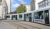 Lyon (69) 28 août 2013. Le tram de Lugdunum!!!!