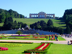 AT - Wien - Schloss Schönbrunn, Gloriette