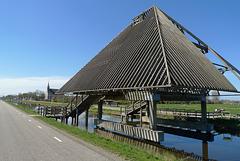 Nederland - Sint Maartensbrug, Stolpbrug