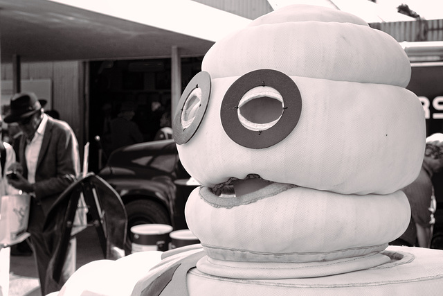 Goodwood Revival Sept 2015 Michelin 1 XPro1 mono
