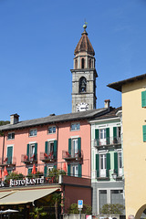 Oktobernachmittag in Ascona