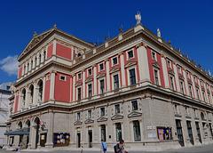 Wien, Musikverein / Vienna, Music society