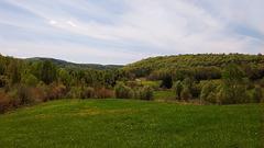 Paysage monastique /Monastic landscape