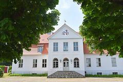 Luplow, Gutshaus