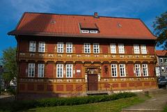 die alte Lateinschule in Alfeld