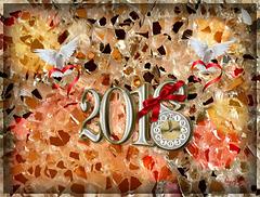 En attendant 2018....................♥J-1
