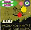 gramofondisko Muzilanoj kantas pri la Kristnasko