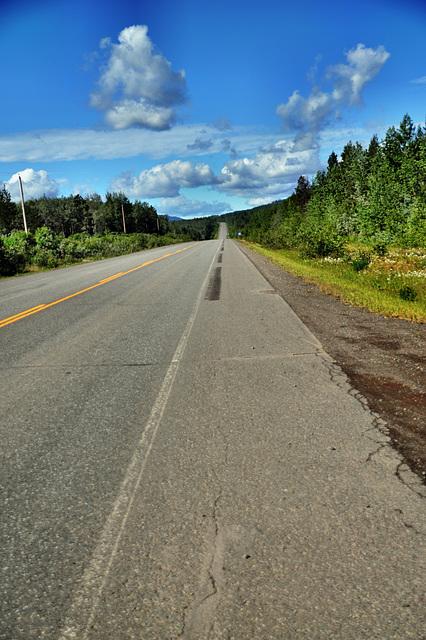 Yellowhead Highway, BC Canada