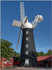 Dobson's Mill, Burgh le Marsh, Lincs.