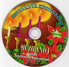 Gramofondisko Muzilanoj kantas pri la Kristnasko  - konvertita al kompaktdisko (2008)