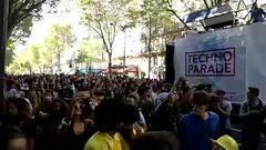 Techno parade  19-09-2015 ( Paris)