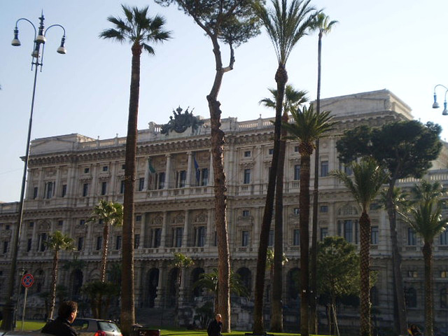 Palace of Justice.