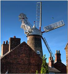 Maude Foster Windmill, Boston, Lincs.